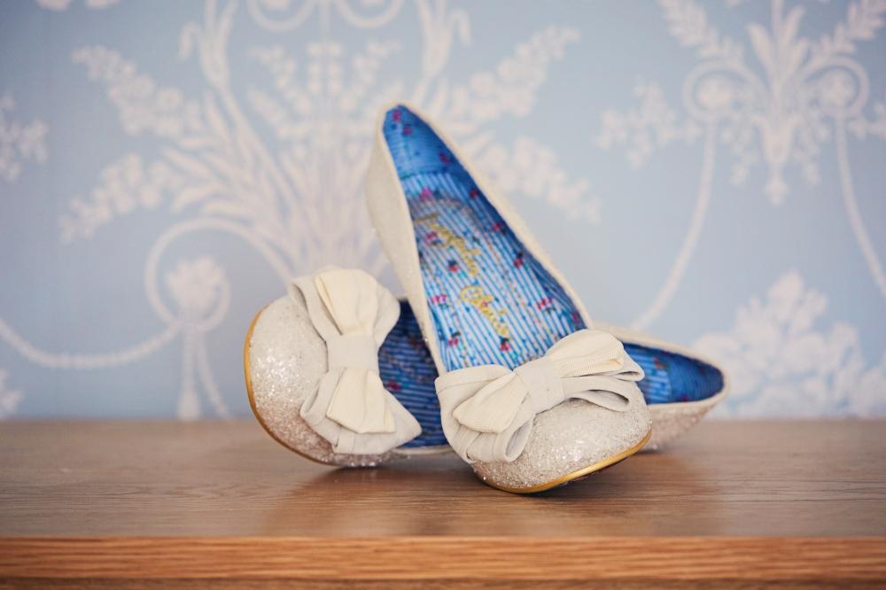 Wedding Shoes Part 1 – Irregular Choice Ban Joe – Heels & Horizons